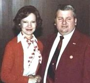 John Wayne Gacy und Rosalynn Carter