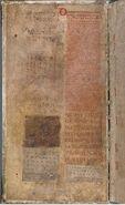 Alphabet Teufelsbibel