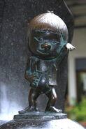 Zashiki Warashi Statue