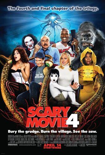 Scary Movie 4 Scary Movie Wiki Fandom