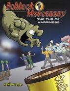 Schlock Mercvenary - Book 1 cover (small)