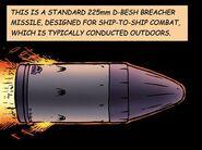 Breacher Missile