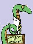 Snake Attorney