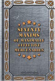 Seventy Maxims (cover).jpg