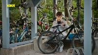 Fahrradschuppen (Sportinternat)