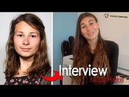 Schloss Einstein Interview mit Maja Hieke (Jule Hohenstein)