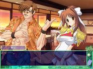 Tomaru and Kagura