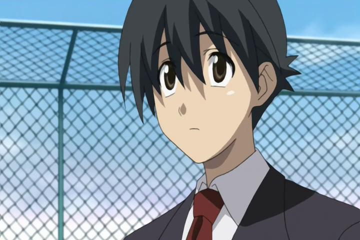 Makoto Itou/Anime