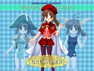 Rideru A Crusader