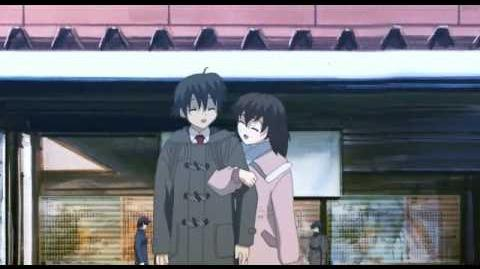 School Days bad ending Bloody Conclusion.