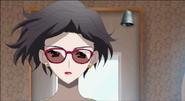 Manami Katsura sunglasses close up Summer Days