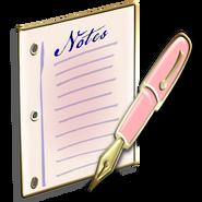 Notesclipart