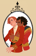 Kell and Rhy (marty-mc)