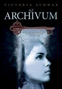 Hungarian Cover of The Archived