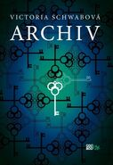 Czech Cover of The Archived