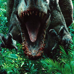"Indominus Rex (""untamable king"")"