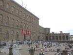 FirenzePalazzoPittiPiazzale