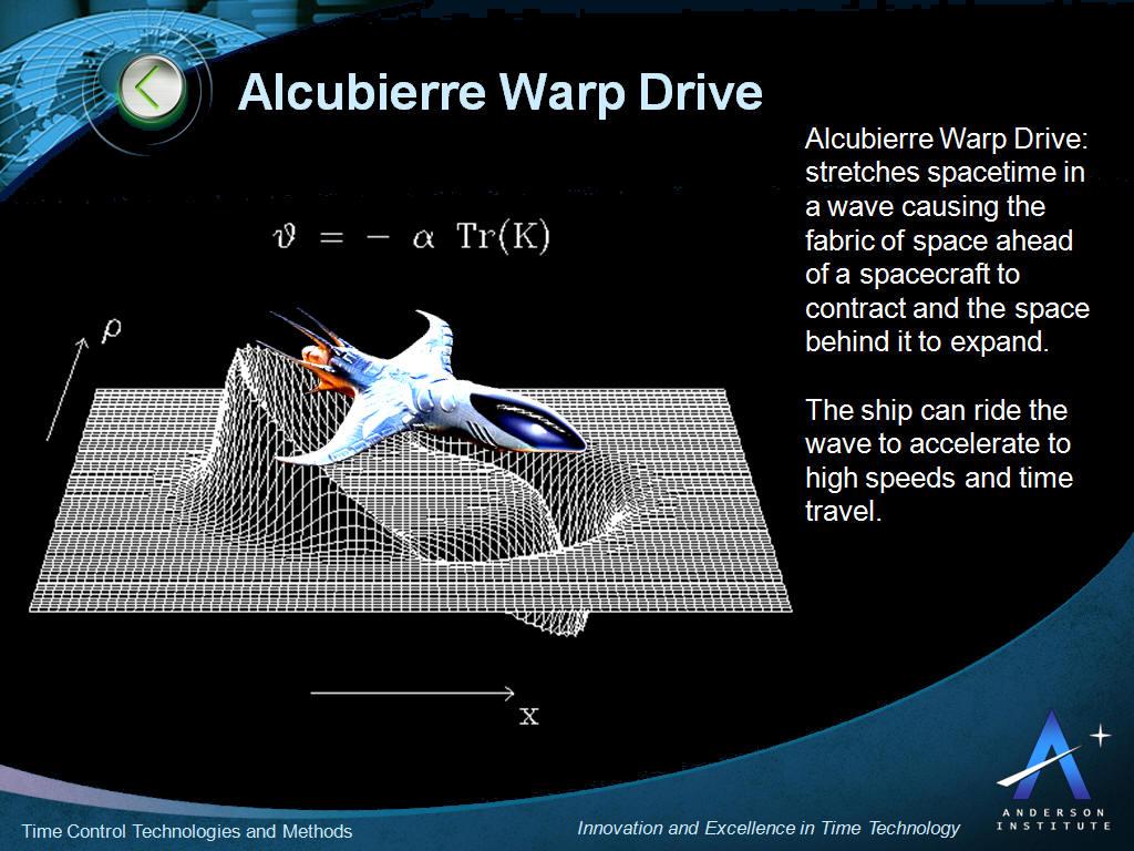 Κίνηση Alcubierre