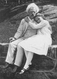 Mark Twain and Dorothy Quick