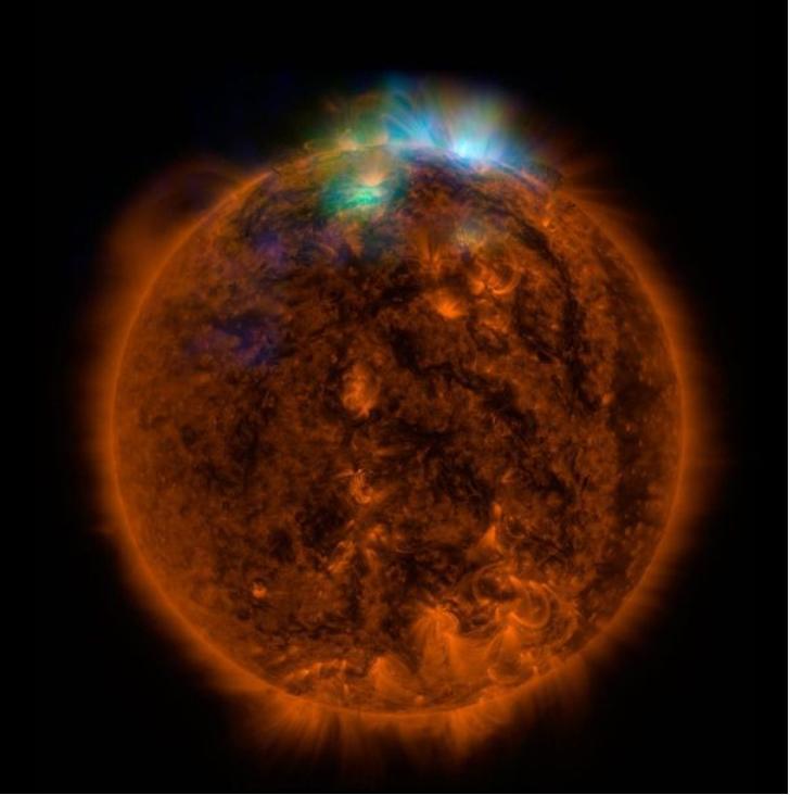 Планетарные волны теперь открыты и на Солнце