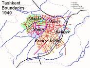Tashkent History 1940