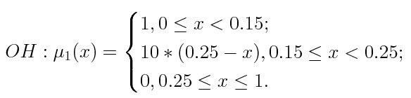 Стандартный пятиуровневый 01-классификатор