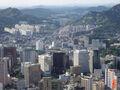 Seoul sykline