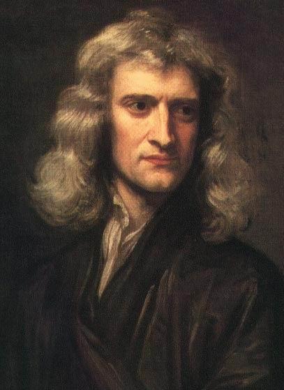 Ньютон, Исаак