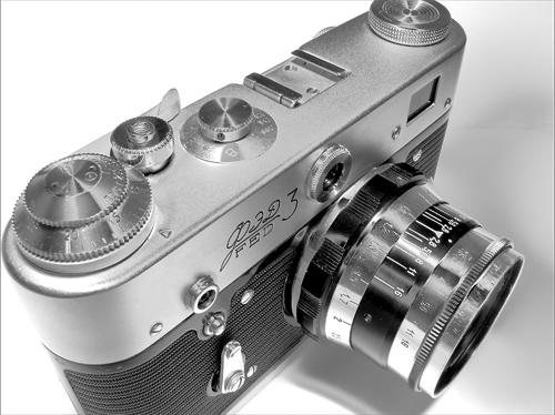 Дальномерный фотоаппарат