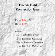 Connection-laws-Electric-field-mine