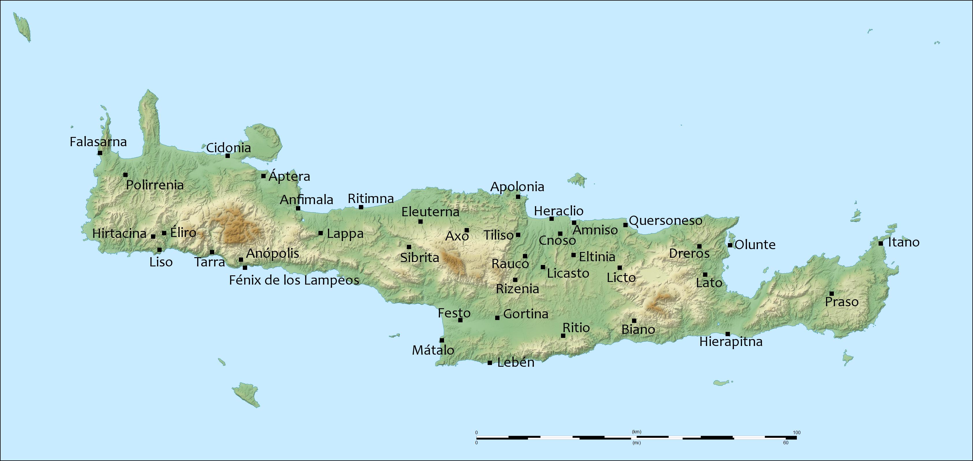 Μυκηναϊκή Κρήτη