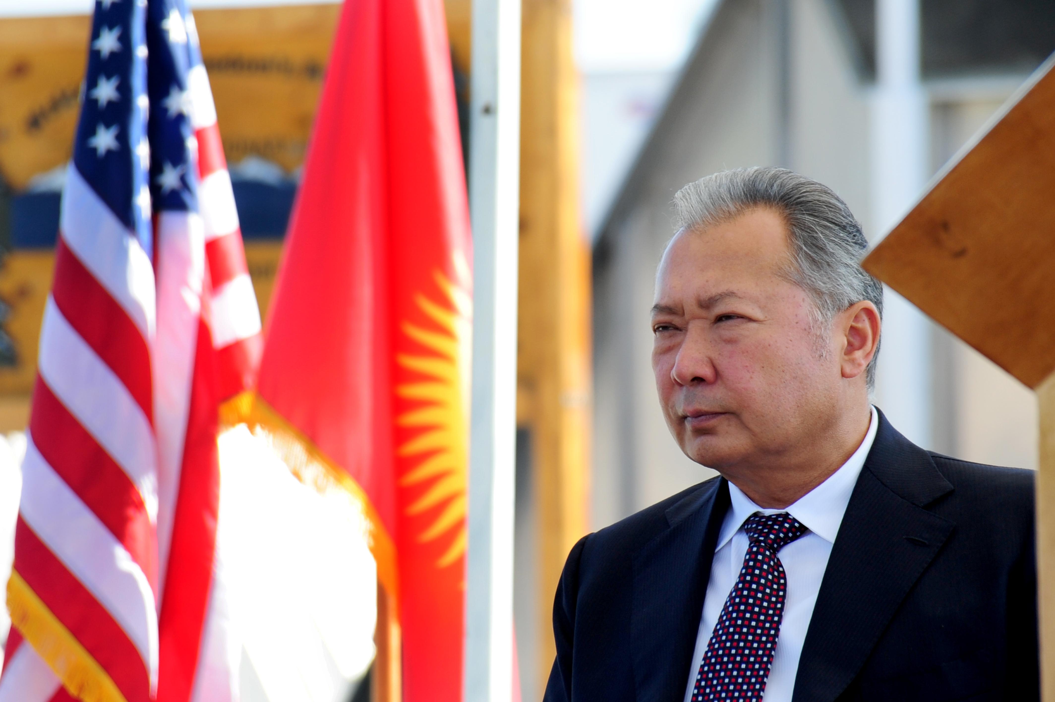 Бакиев, Курманбек Салиевич