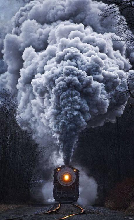 Ατμομηχανή