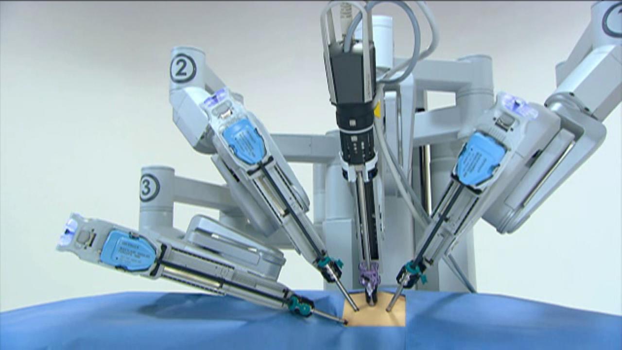 Ρομποτική Χειρουργική