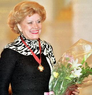 Образцова, Елена Васильевна