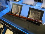 Galileo telescope replica