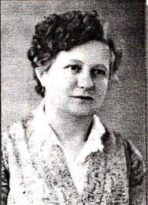 Ярнатовская, Валерия Евгеньевна