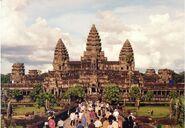 Angkor Wat W-Seite