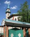 Мечеть в переулке Воронежском