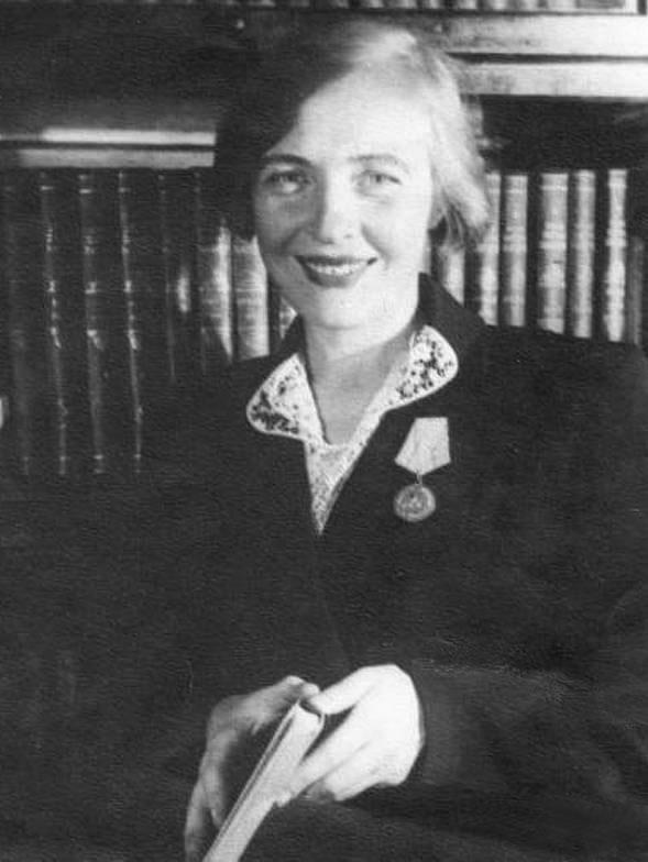 Берггольц, Ольга Фёдоровна