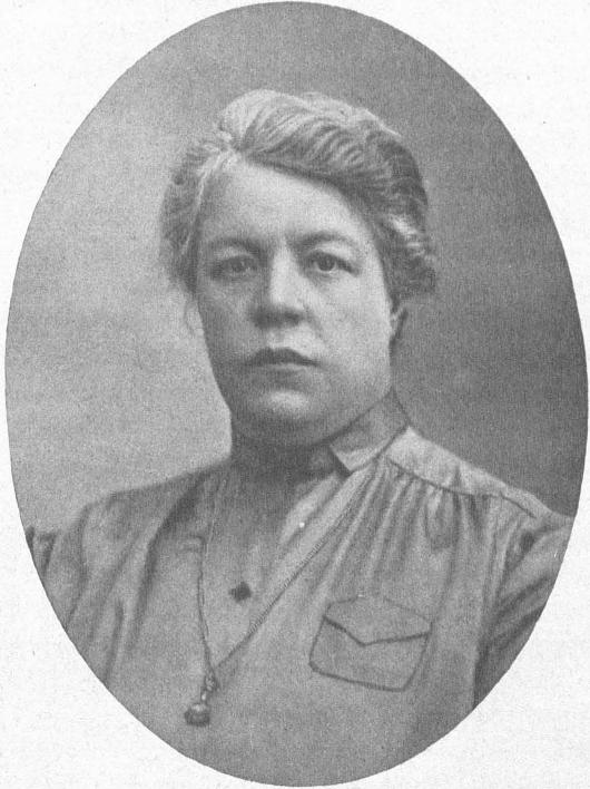 Массалитинова, Варвара Осиповна