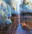 За синей птицей Петр Вершигоров 1977