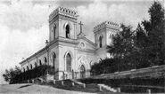 Лютеранская церковь Екатеринбурга
