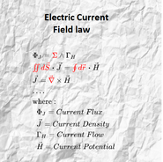 Field-laws-Electric-Current-mine