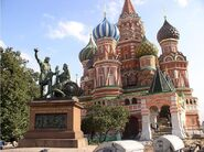 Russia-Moscow-Saint Basil's Cathedral-5