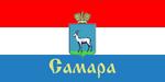 Flag of Samara (Samara oblast).png