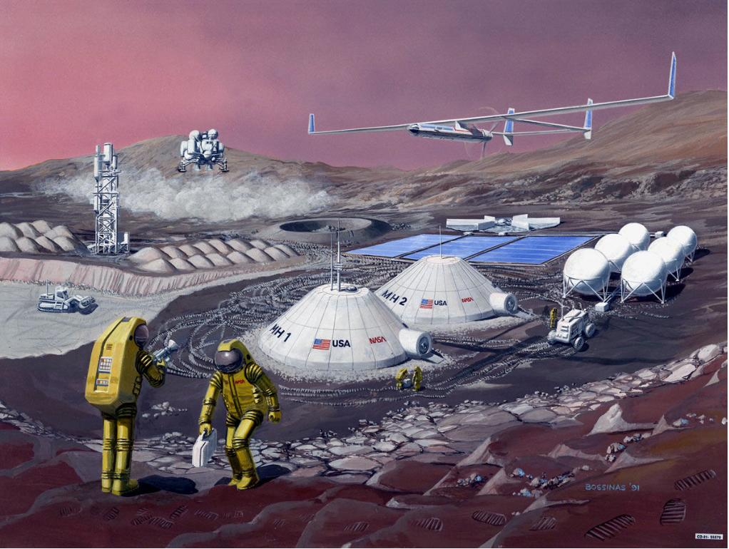 НАСА будет финансировать два новых космических исследовательских института