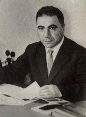 Амбарцумян, Виктор Амазаспович