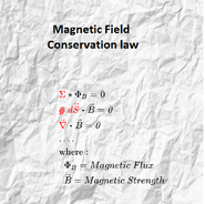 Conservation-laws-Magnetic-Field-mine