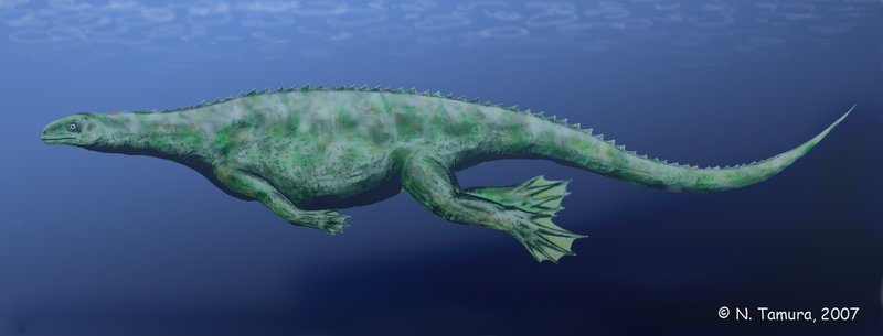 Клаудиозавр
